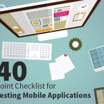 Checklist for Testing Mobile Applications