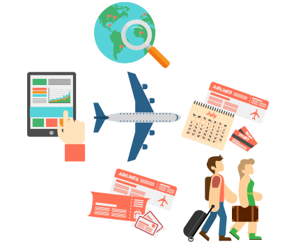 activating data cross channels-travel and hospitality