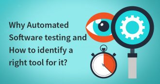 Identify the right Test Automation Tool