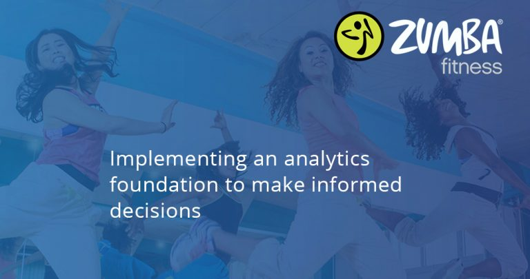 Global Fitness Leader Zumba chooses Softcrylic as its Analytics Partner of Choice