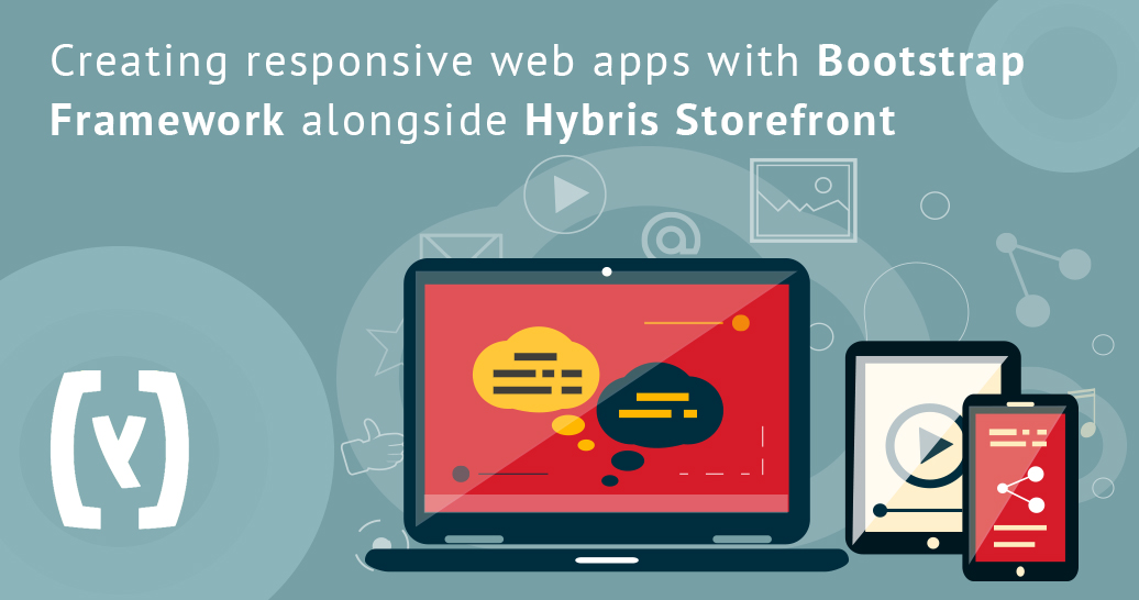 Responsive web apps with Bootstrap CSS for Hybris storefront