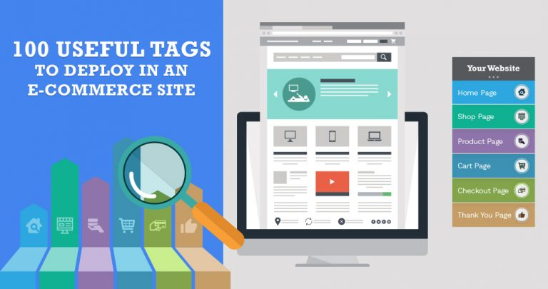 100 Useful Tags To Deploy In An E-Commerce Site