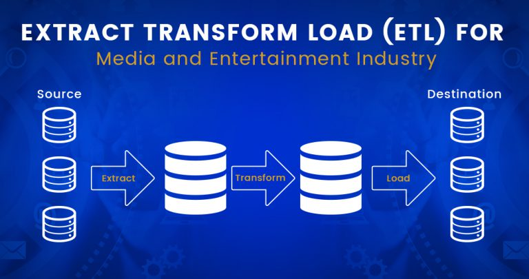 Extract Transform Load (ETL) for Media and Entertainment Industry