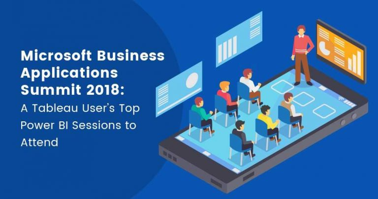 Microsoft Business Applications Summit 2018: A Tableau User's Top  Power BI Sessions to Attend