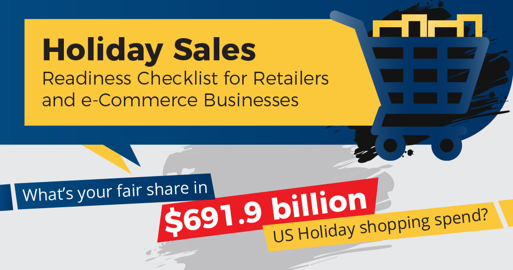 holiday sales readiness checklist featured image