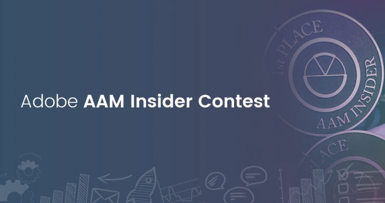 Softcrylic DMP Team Wins Gold at Adobe 1st ever AAM Insider Contest