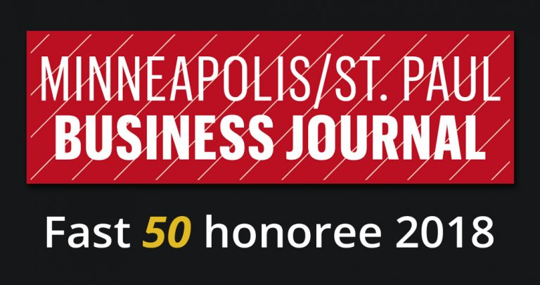 Softcrylic Ranked in the Top 50 Fastest Growing Private Companies for 2018 by Minneapolis / St. Paul Business Journal